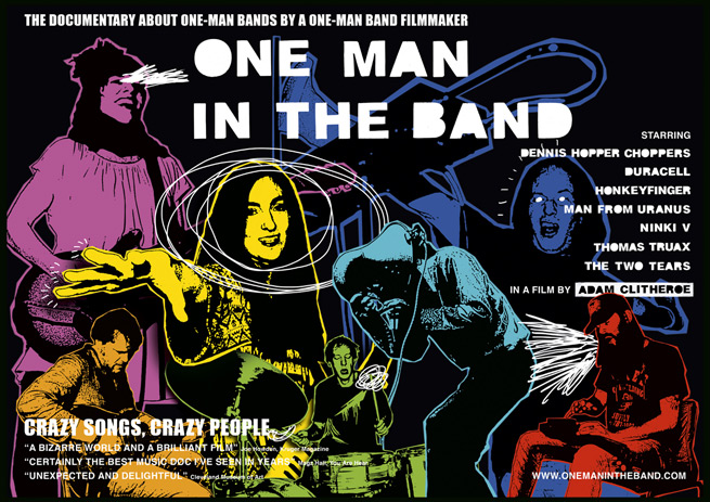 One Man in the Band poster